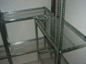 SHELVING PLATED 002
