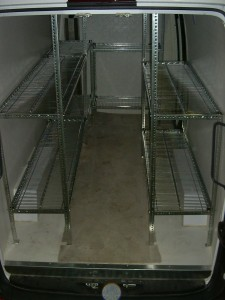 SHELVING PLATED 003