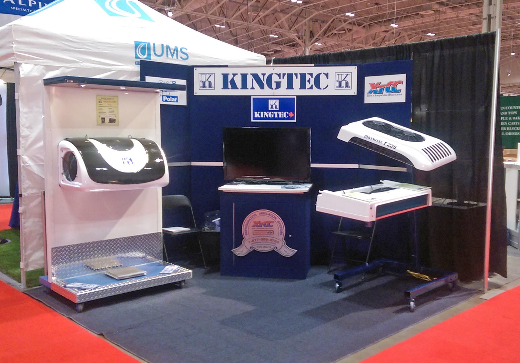 XTCC - Kingtec @ Trade Show