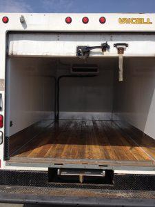 Straight Truck - Cube Van